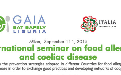 International seminar on food allergy and coeliac disease