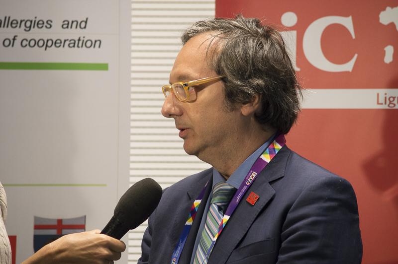 Intervento di Francesco Caso a EXPO Milano 2015