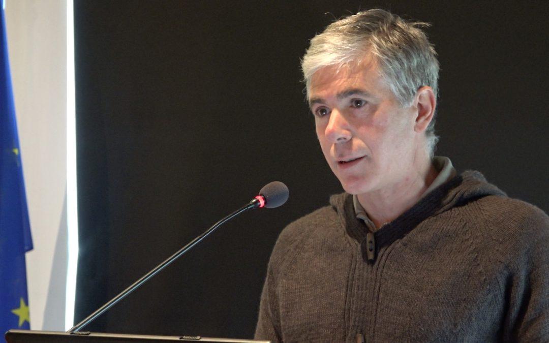 Roberto Barone in assemblea ALA