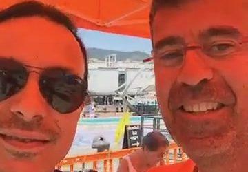 Videomessaggio dalla Festa dello Sport